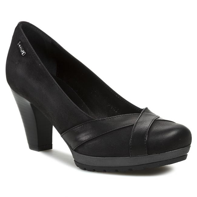 Shoes OLEKSY - 1566/623/575/000/000 Black