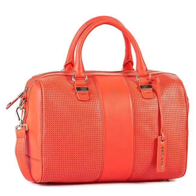 Handbag TOMMY HILFIGER - Lilly Bombay Duffle BW56923157 630