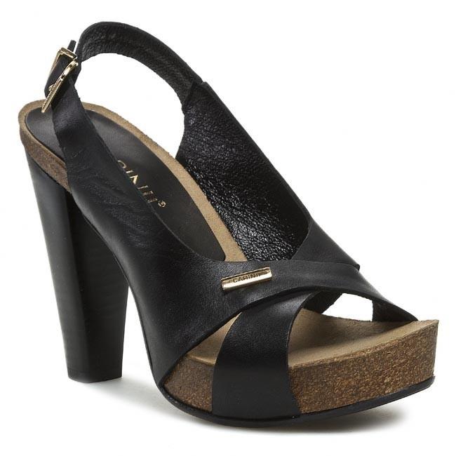 Sandals CARINII - B2036 Black