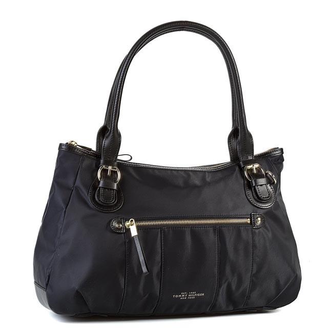Handbag TOMMY HILFIGER - Maeve Satchel BW56923432 990