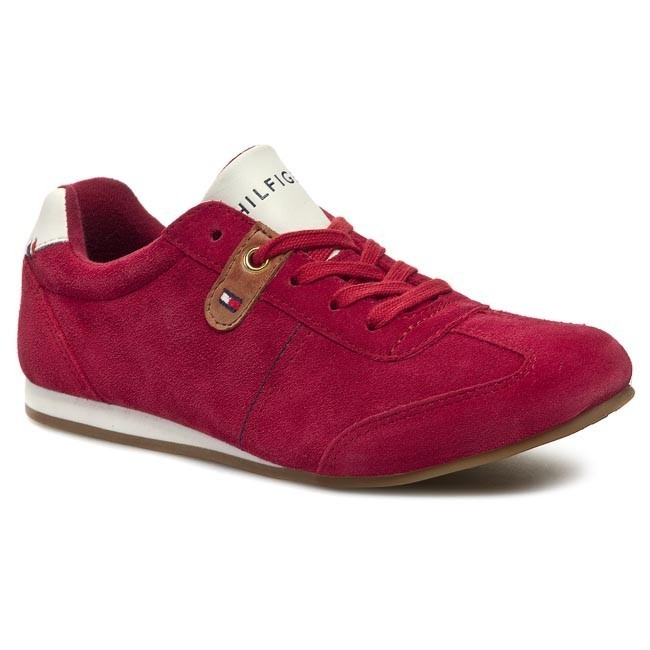 Shoes TOMMY HILFIGER - FW56816871 Tango Red 611