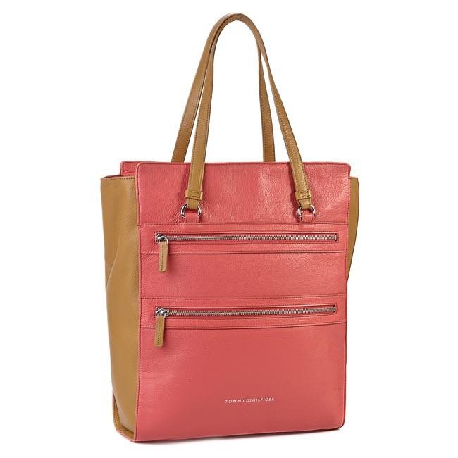 Handbag TOMMY HILFIGER - Fabienne Square Tote BW56922163 637