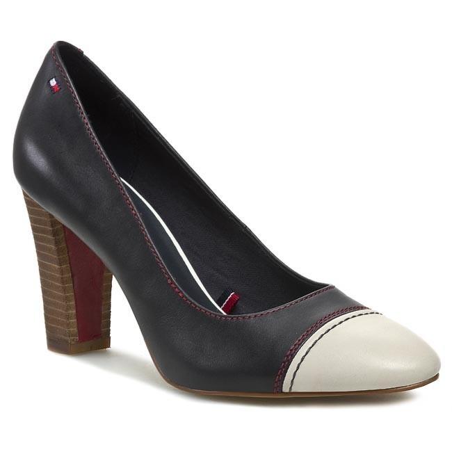 Shoes TOMMY HILFIGER - FW56816620 Midnight/Eggnog 403