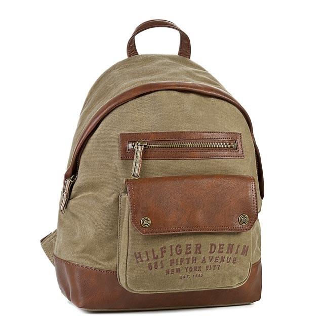 Backpack TOMMY HILFIGER - DENIM Zak Backpack EK56923304 913