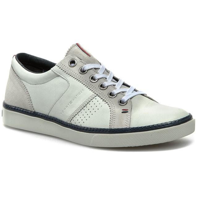Shoes TOMMY HILFIGER - FM56816961 White 100