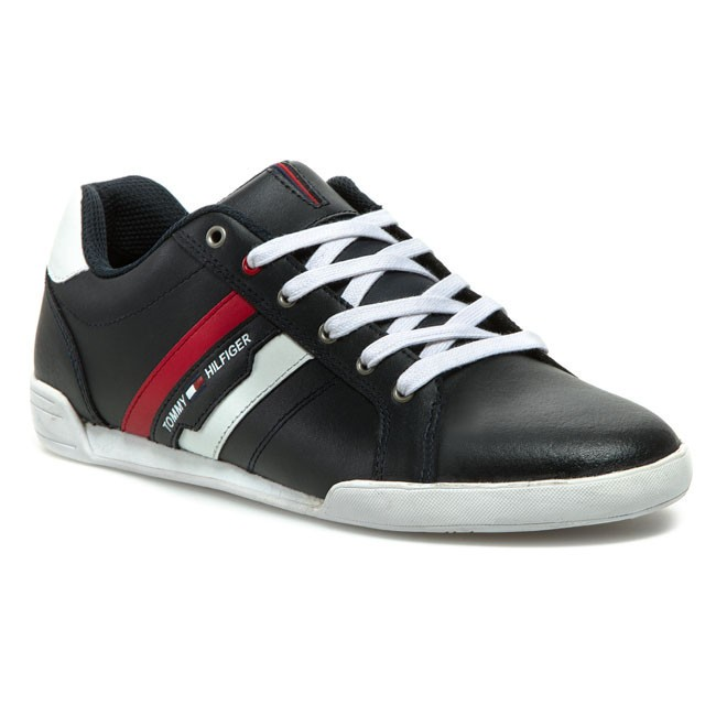 Sneakers TOMMY HILFIGER - FM56816640 Midnight 403