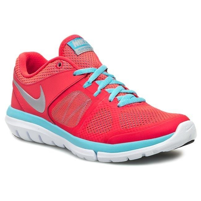 Shoes NIKE - Wmns Flex 2014 642767 600 Red