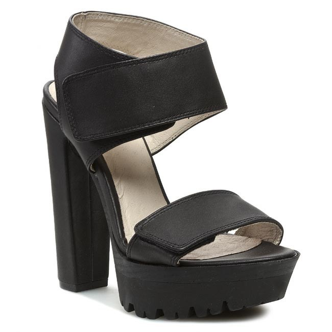 Sandals BRONX - 84179-C BX628 Black 01