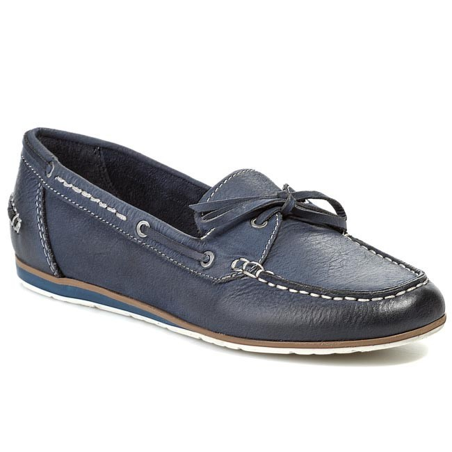 Moccasins MARCO TOZZI - 2-24607-22 Navy Antic 892