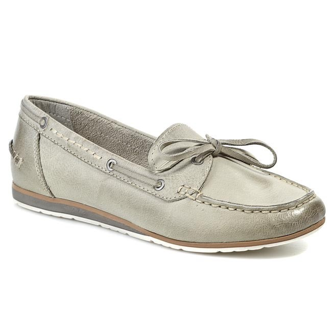 Moccasins MARCO TOZZI - 2-24607-22 Grey Antic 212
