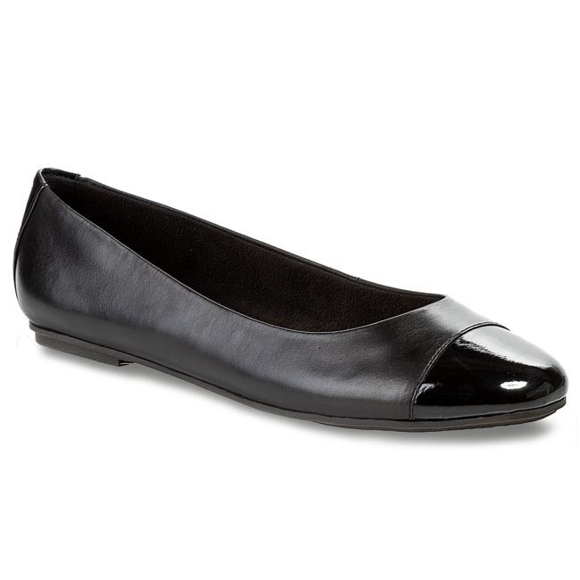 Flats S.OLIVER - 5-22110-22 Black Uni 007