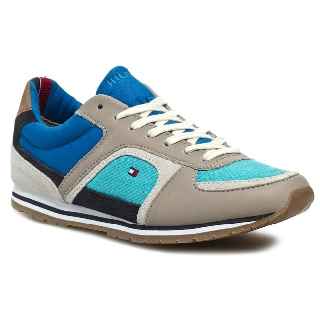 Sneakers TOMMY HILFIGER - Lois 2C FW56816868 Miami Blue 484