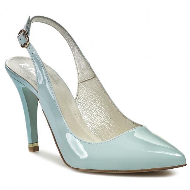 Sandals R.POLAŃSKI - 0733 Blue