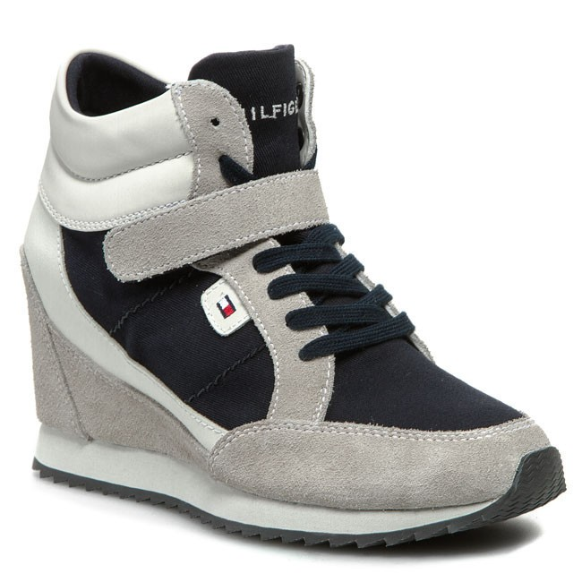 Sneakers TOMMY HILFIGER - FW56817352  Midnight 403