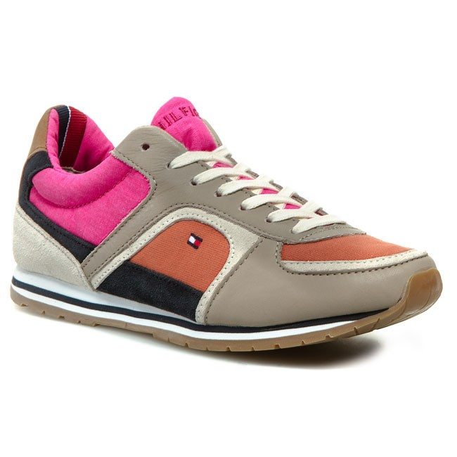 Sneakers TOMMY HILFIGER - Lois 2C FW56816868 Camelia 692
