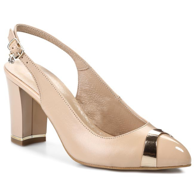 Sandals R.POLAŃSKI - 0701/L Beige