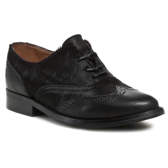 Oxfords BRONX - 65102-B BX701 Black 1