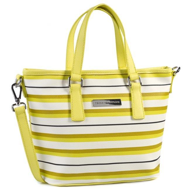 Handbag TOMMY HILFIGER - Conway Small Tote BW56923465 740