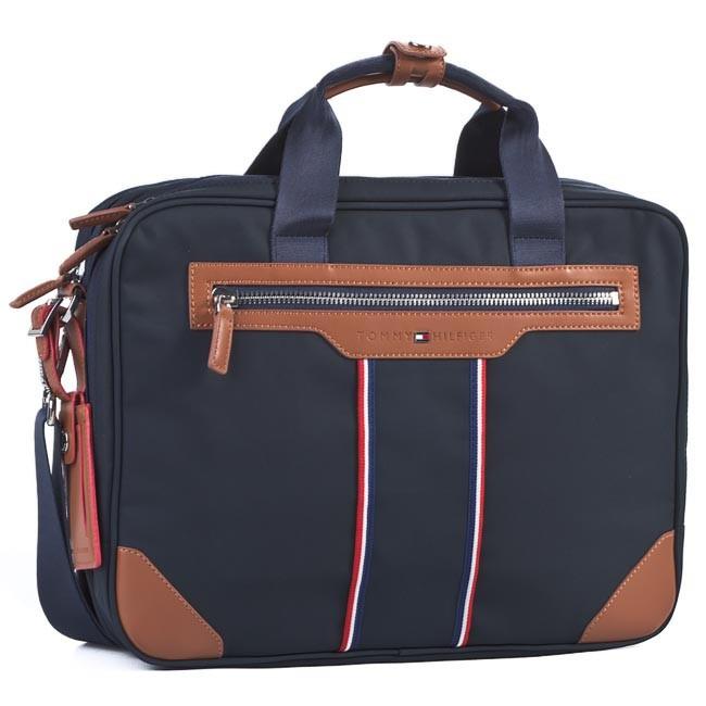 Bag TOMMY HILFIGER - 4A T WW408 30 Navy Blue