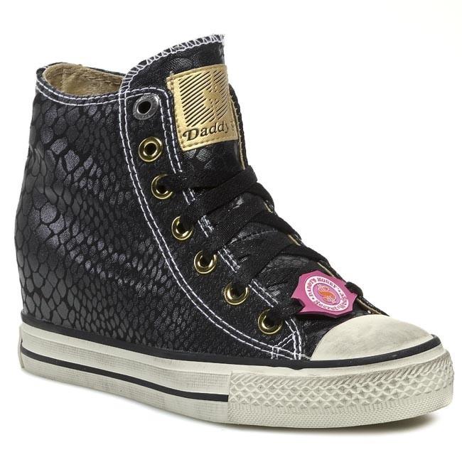 Sneakers SKECHERS - Mucho Dinero 39112/BLK Black