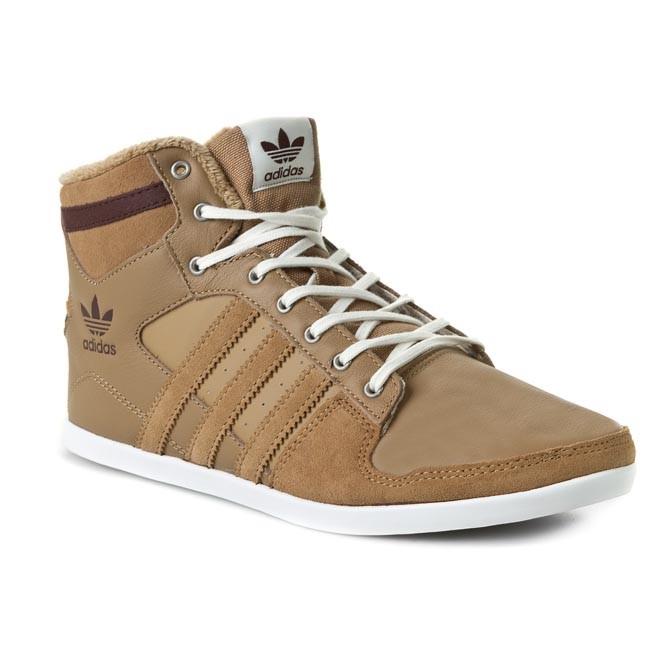 Sneakers ADIDAS Plimcana 2.0 Mid M25816 CardbonNtremeFtwwht