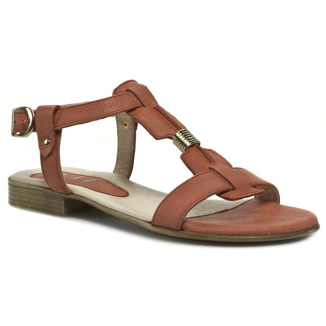 Sandals A.J.F. - S0690 Red