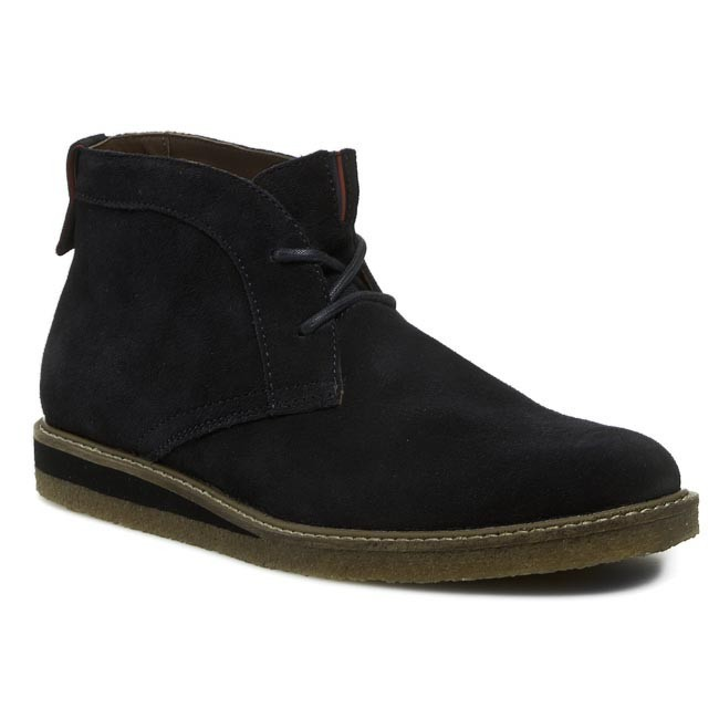 Boots TOMMY HILFIGER - Albert 3B FM56817466 Midnight 403