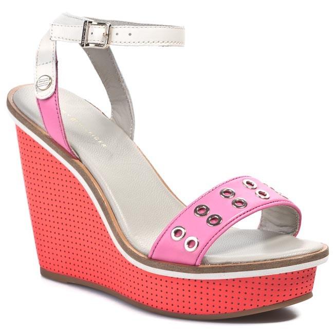 Sandals TOMMY HILFIGER - Ivana 2A FW56816789 Camelia 692