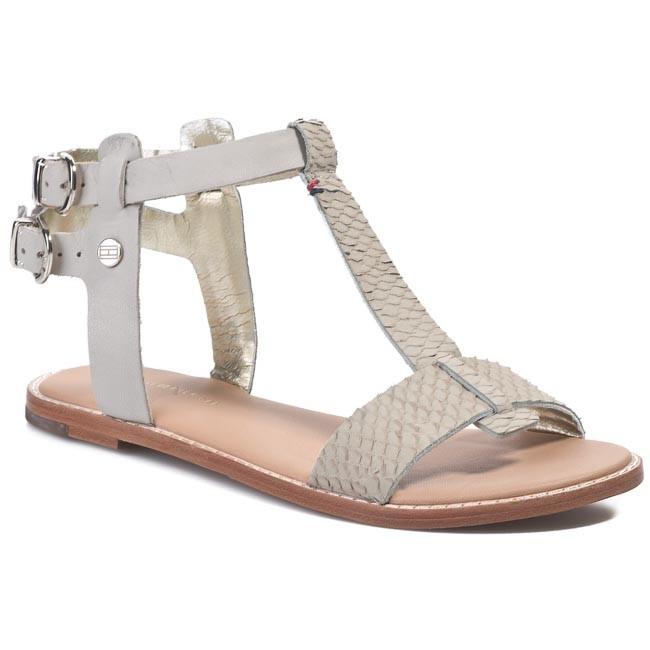 Sandals TOMMY HILFIGER - Jada 5Z FW56816797 Peyote 261