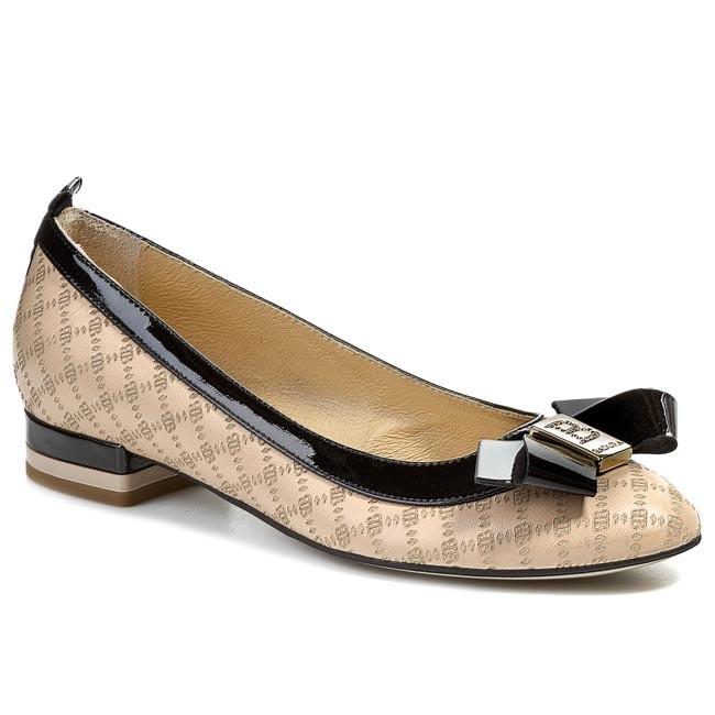 Shoes BADURA - 1165-69-007-P Beige