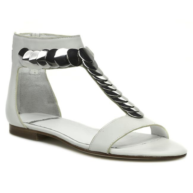 Sandals GUESS - BY MARCIANO Maite FL2MTE LEA03 WHITE
