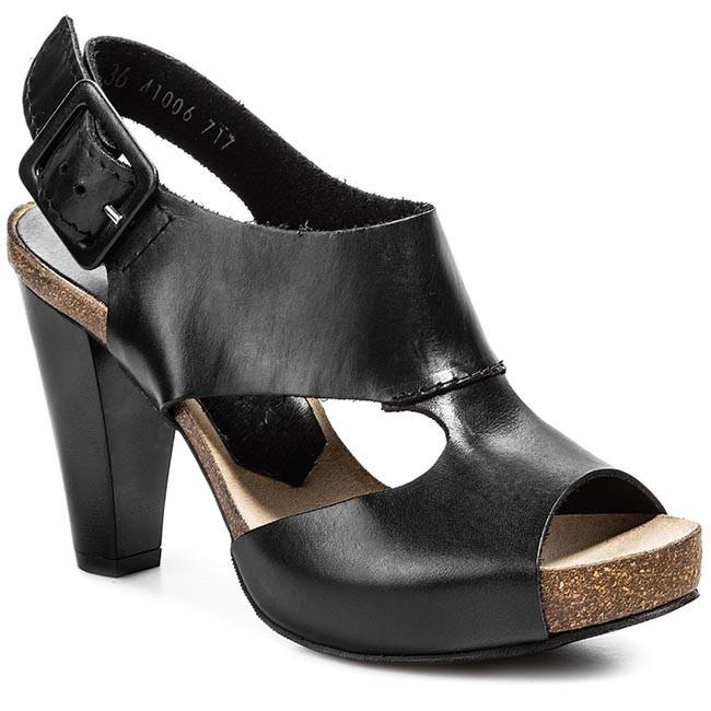 Sandals NESSI - 42303 Czarny 11