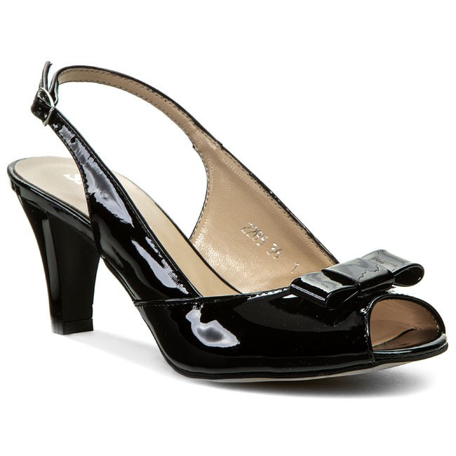 Sandals SAGAN - 2285/1 Black