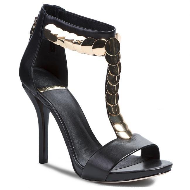 Sandals GUESS - BY MARCIANO - Leya FL2LEY LEA03 Black