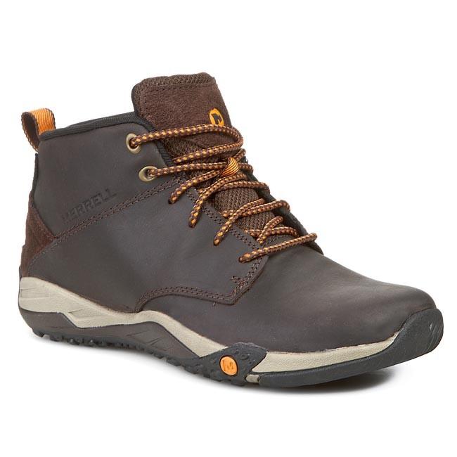 Trekker Boots MERRELL Helixer Morph Chukka J68913 Espresso