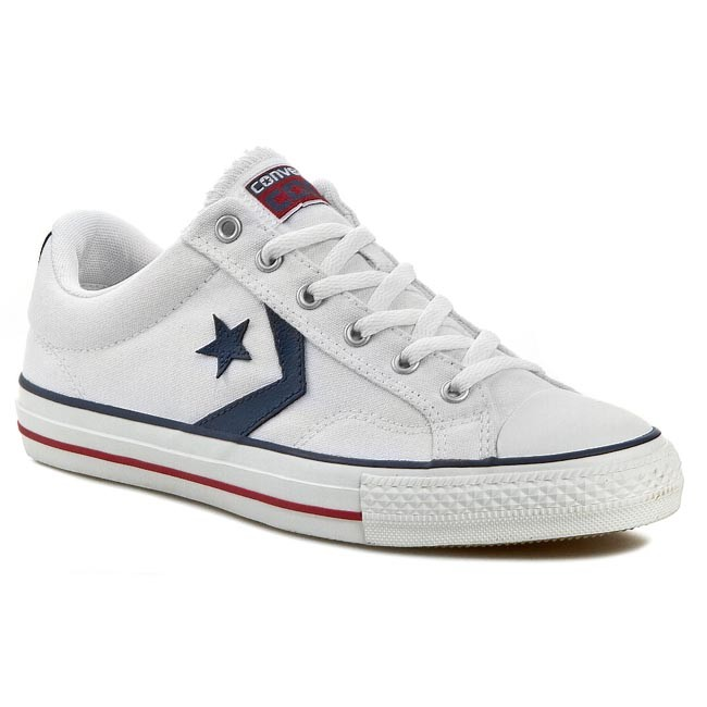 Sneakers CONVERSE Star Plyr Ox 144151C White