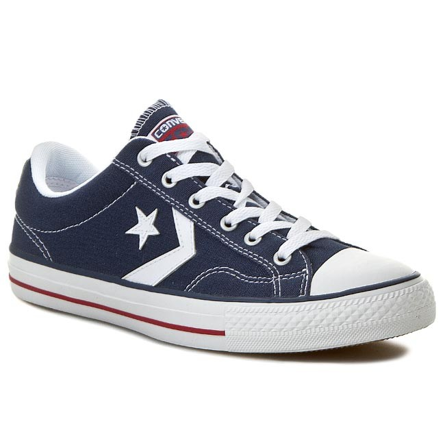 mens shoes converse star player ox white