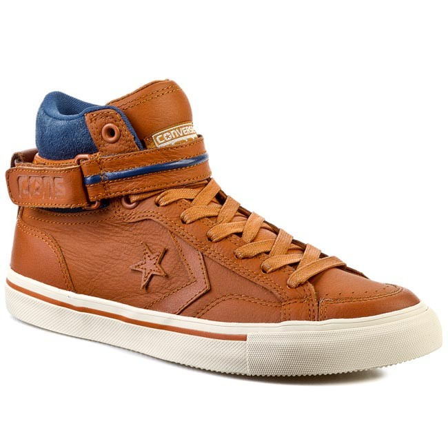 Shoes CONVERSE Pro Blaze Plus 144467C AuburnNavy