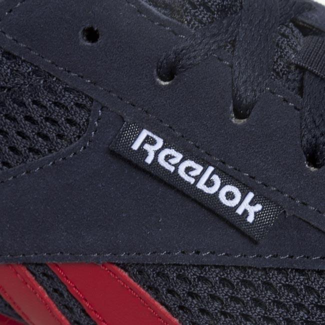 Reebok Royal CL Jogger V60005 Sneaker Mode Herren, Rot rot