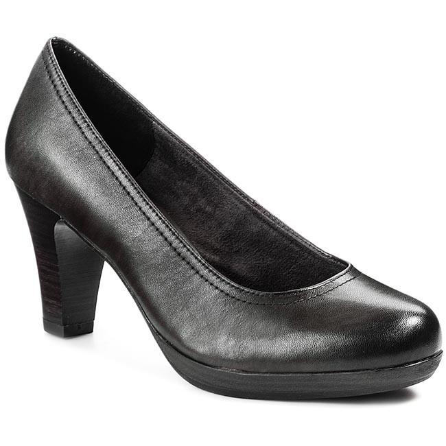 high heels tamaris 1 22410 23 graphite 206 heels low shoes women 39 s shoes. Black Bedroom Furniture Sets. Home Design Ideas