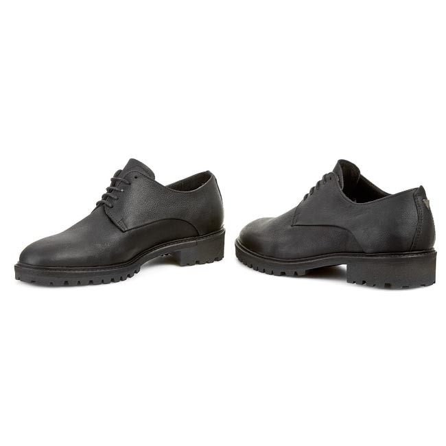 Shoes GUESS Silvan FM4SVN LEA13 BLACK