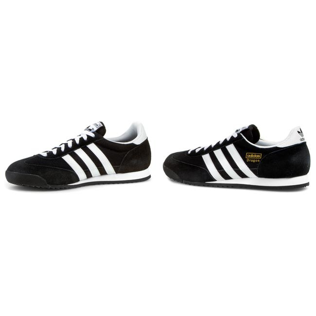 Shoes adidas Dragon G16025 Black1WhiteMetgol
