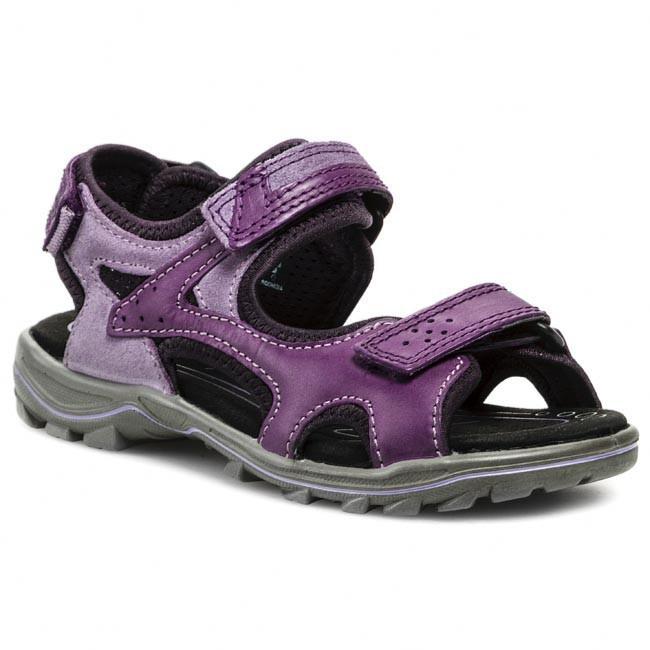 Sandals ECCO Urban Safari Kids 73206257128 Imperial PurpleLight Purple