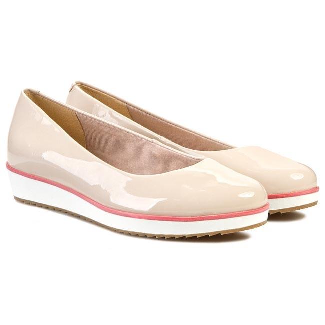 Shoes Compass Heel