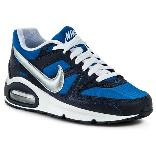 sale uk online for sale official store Shoes NIKE - Air Max Command 407759 405 Military Blue/ Metallic ...