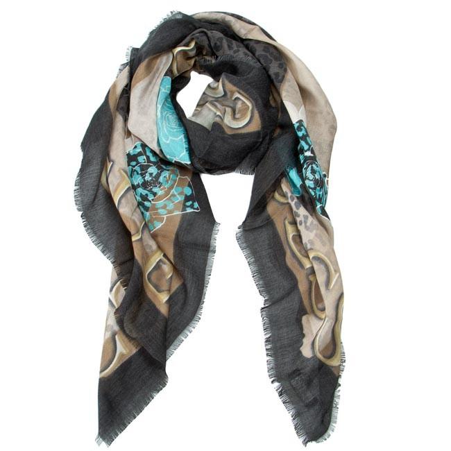Head-scarf GUESS - Mix&Match AW0834 VIS03  BLA