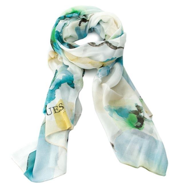 Head-scarf GUESS - Greyson (PF) Scarf AW0813 VIS03  SYM