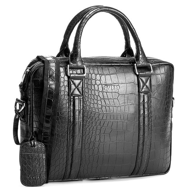 Laptop Bag GUESS - HM2519 CRO54 BLA