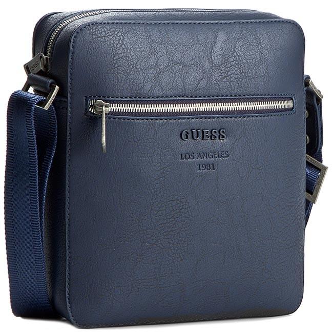 Messenger Bag GUESS - HM2532 POL54  BLU