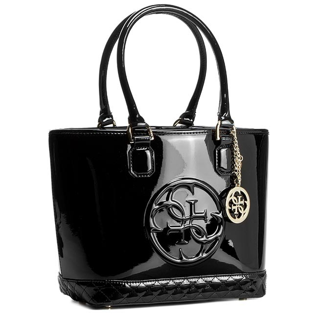 Handbag GUESS - Amy Shine HWASHI P5365  BLA